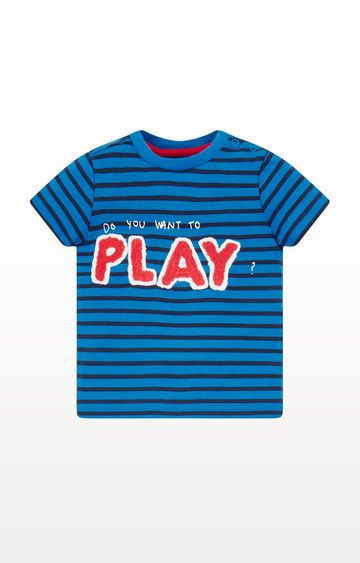 Mothercare | Stripe Play T-Shirt