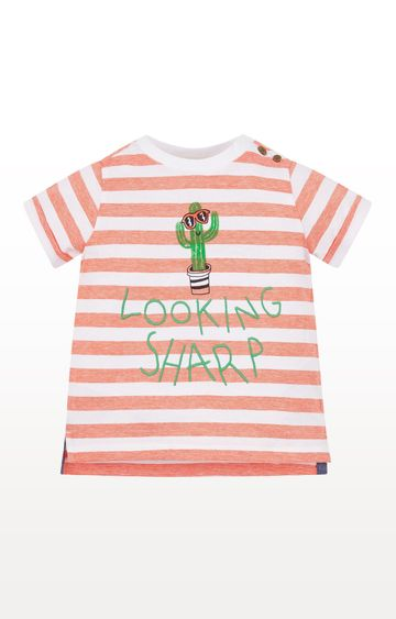 Mothercare | Looking Sharp Cactus T-Shirt