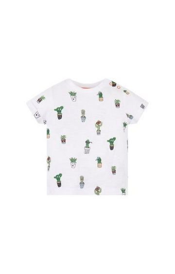 Mothercare | Funny Faces Cactus T-Shirt