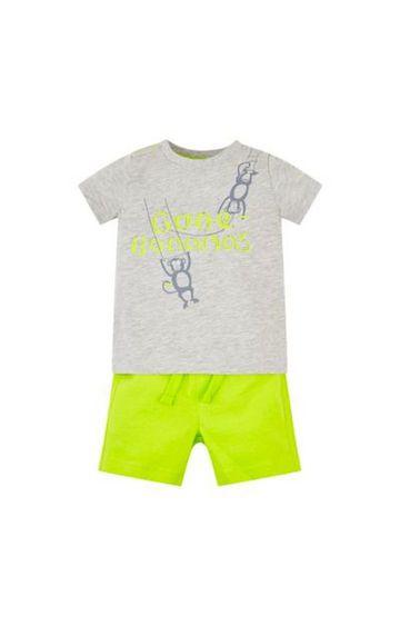 Mothercare   Gone Bananas T-Shirt And Shorts Set