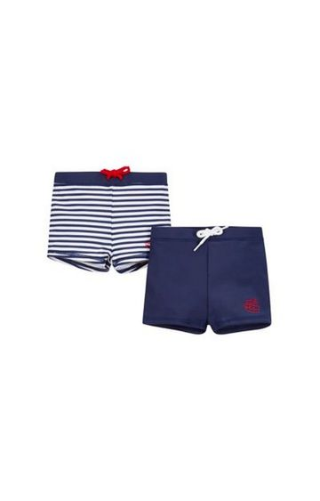 Mothercare | Blue Striped Swimwear Shorts