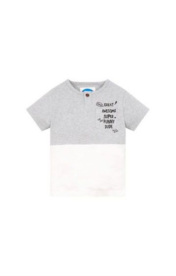 Mothercare   Awesome Colour Block T-Shirt