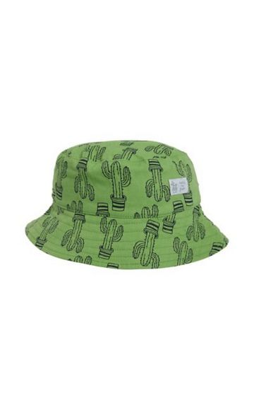 Mothercare | Green Printed Hat