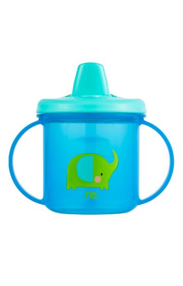 Mothercare | Blue Free Flow First Cup