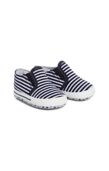 Mothercare | Navy Sneakers
