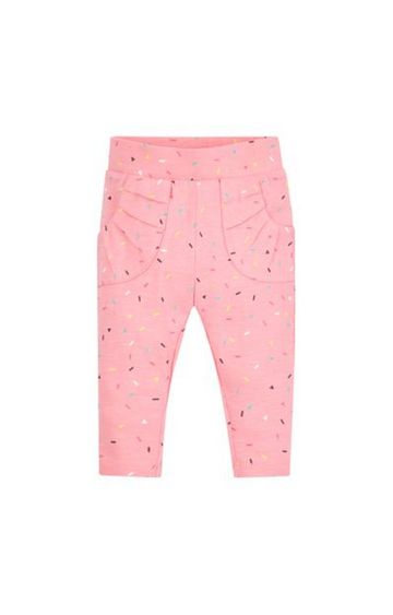 Mothercare | Pink Printed Trackpant