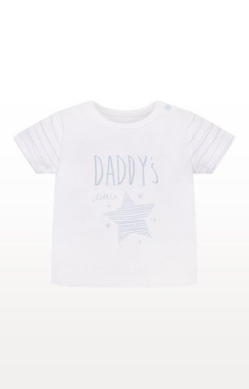 Mothercare | My First Daddy'S Little Star Top