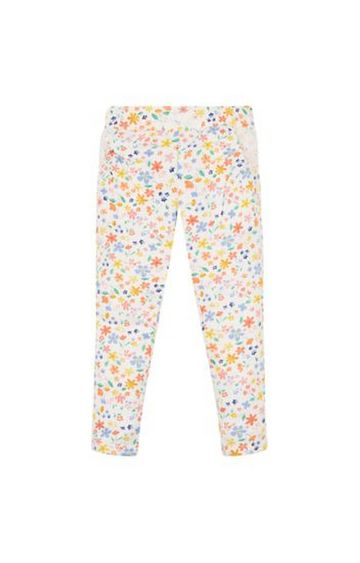 Mothercare | Floral Jersey Harem Trousers