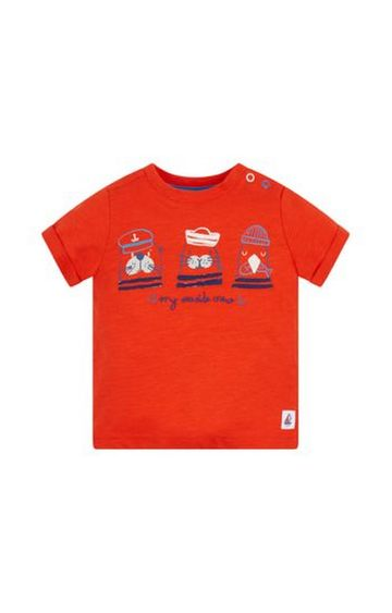 Mothercare | Seaside Crew T-Shirt