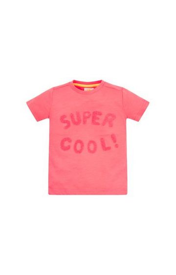 Mothercare | Coral Super Cool T-Shirt