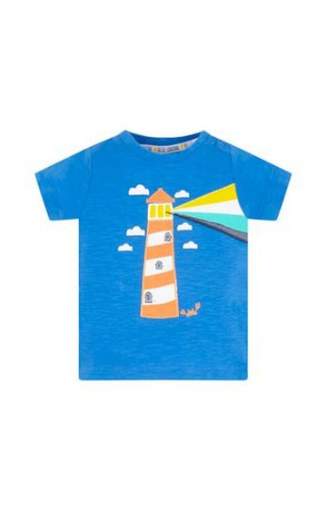 Mothercare | Blue Lighthouse T-Shirt