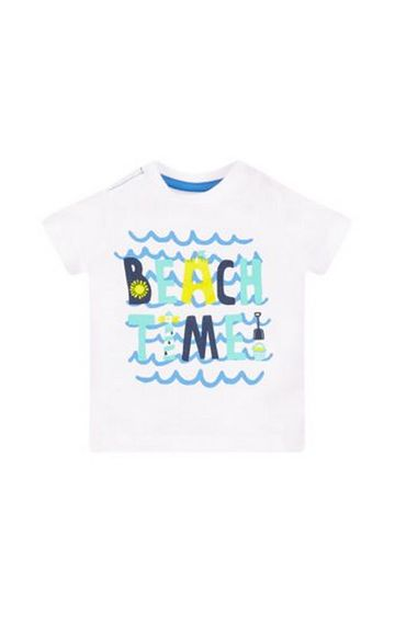 Mothercare | Beach Time T-Shirt