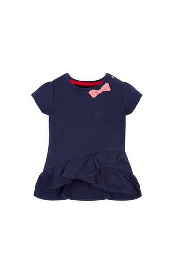Mothercare | Navy Solid Top
