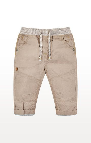 Mothercare | Stone Poplin Trousers