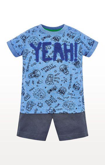Mothercare | Yeah T-Shirt and Shorts Set