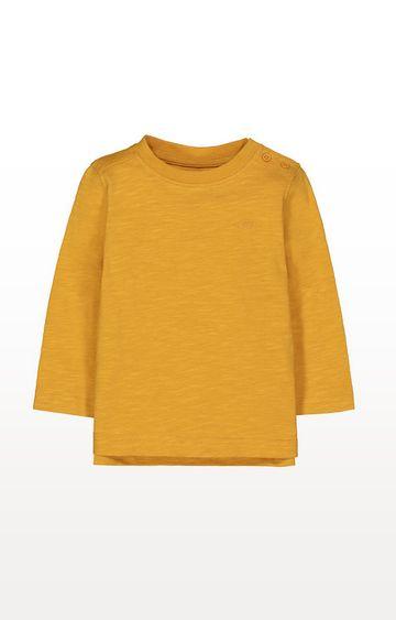 Mothercare | Mustard Car T-Shirt