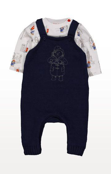 Mothercare | Paddington Bear Knitted Dungarees