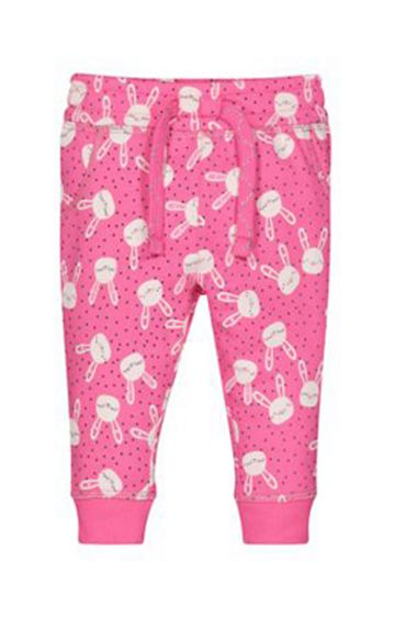 Mothercare   Pink Bunny Joggers