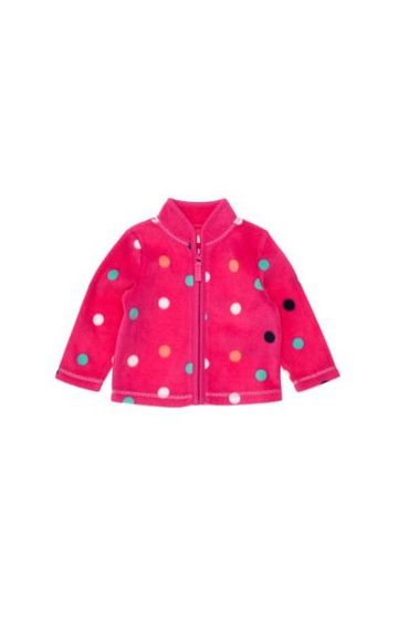 Mothercare | Pink Spot Fleece