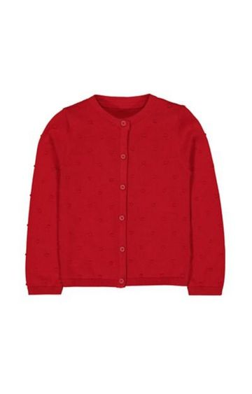Mothercare | Red Spot Cardigan