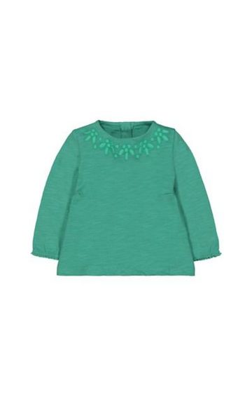 Mothercare | Green Embroidered Tunic