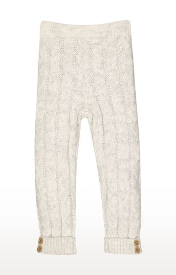 Mothercare | White Solid Trouser