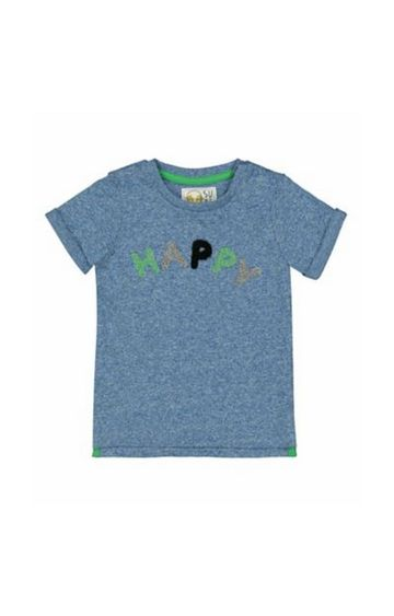 Mothercare   Blue Happy T-Shirt