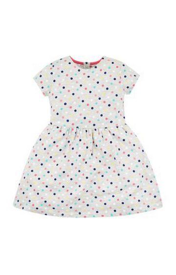 Mothercare   Grey Spot Dress