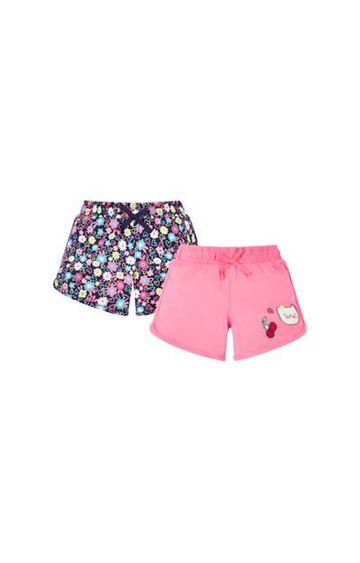 Mothercare | Cat Jersey Shorts - 2 Pack