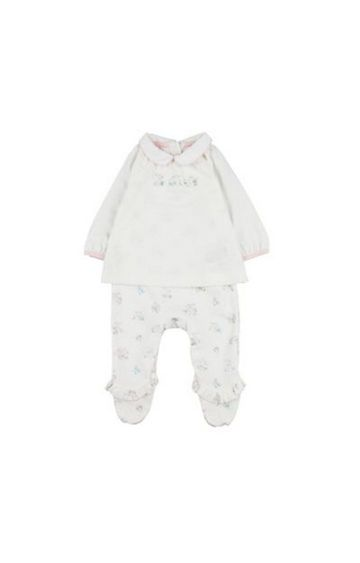 Mothercare | Mock Bunny Blouse All In One