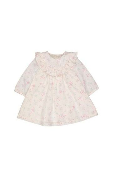 Mothercare   Floral Ruffle Dress