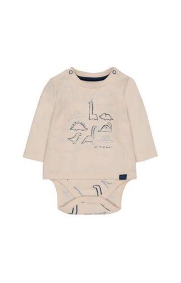 Mothercare | Dinosaur Mock T-Shirt Bodysuit