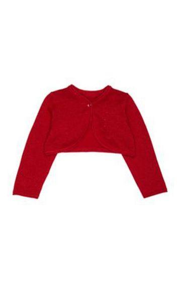 Mothercare | Red Bolero