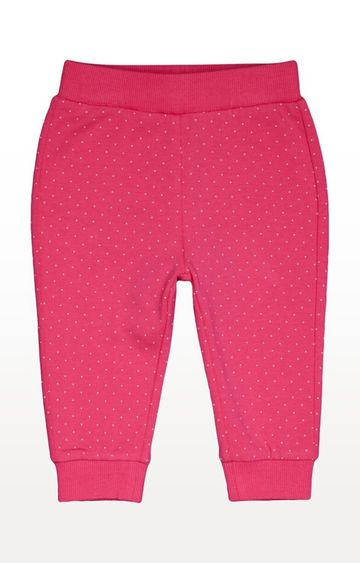 Mothercare | Pink Spotty Joggers