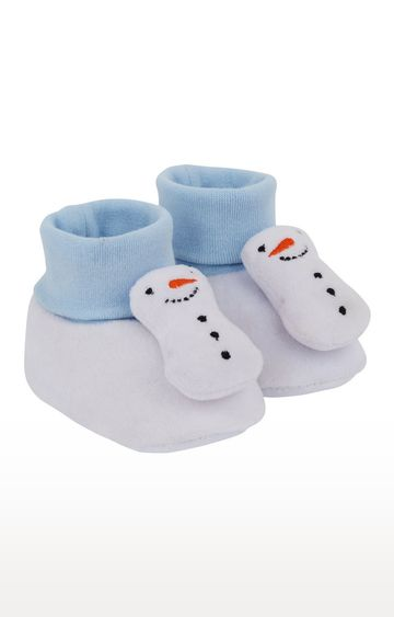 Mothercare | White Casual Slip-ons