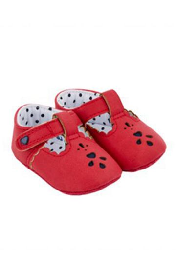 Mothercare | Red Pram Shoes