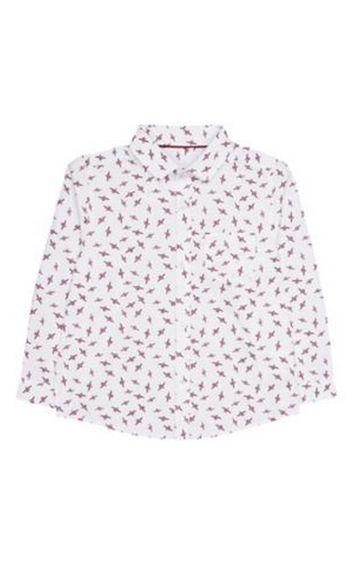 Mothercare | White Plane Shirt
