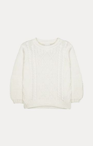 Mothercare | Off White Solid Sweater