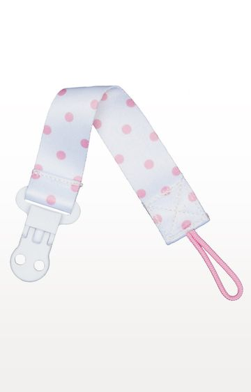 Mothercare   Pink Soother Holder