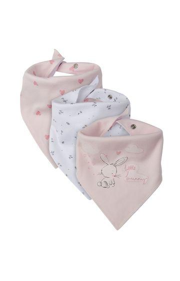 Mothercare | Pink Bib