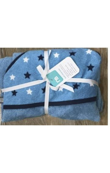 Mothercare   Blue Towel Bale - Pack of 3