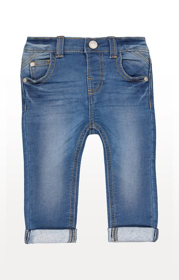 Mothercare | Blue Skinny Jeans