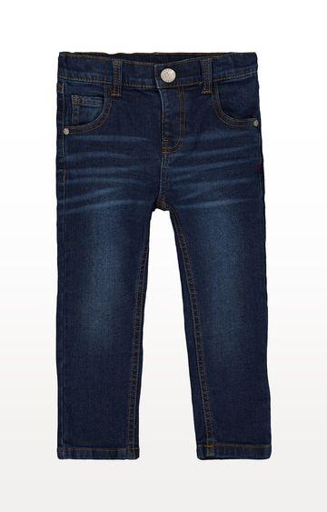 Mothercare   Dark-Wash Jeans