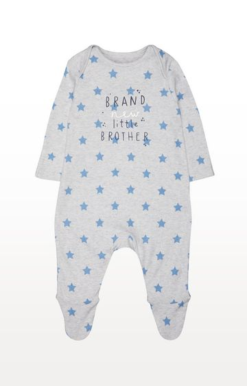 Mothercare | New Little Brother Stars All In One