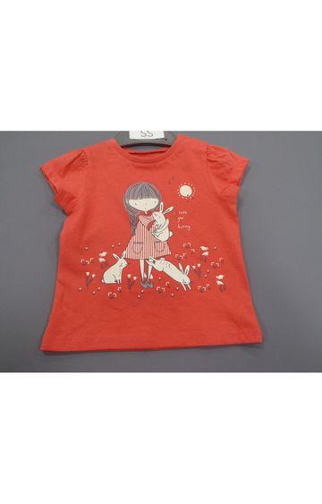 Mothercare | Orange Printed Top