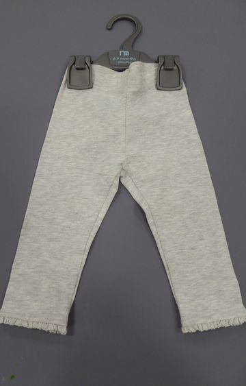 Mothercare   Grey Melange Trousers