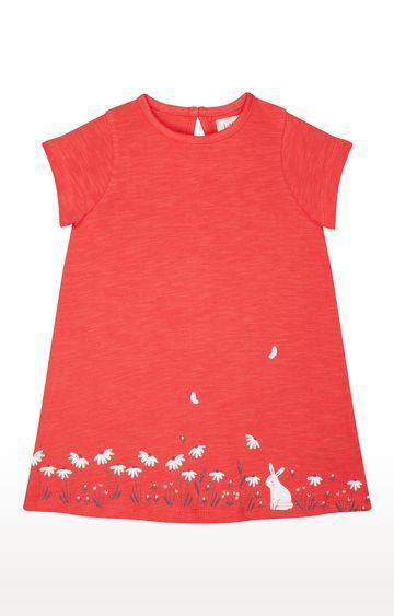 Mothercare | Orange Solid Dress