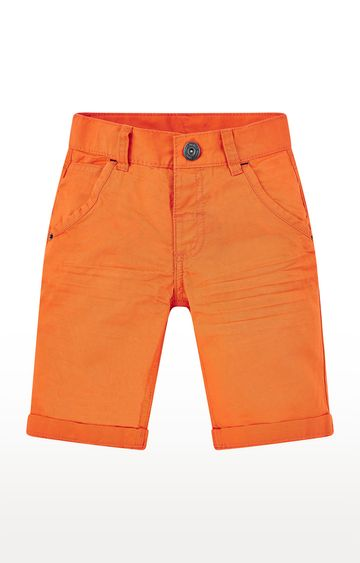Mothercare   Orange Solid 3/4ths