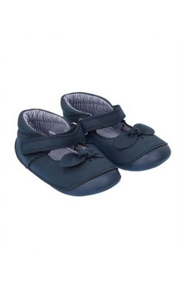 Mothercare   Navy Casual Slip-ons