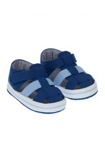 Mothercare | Navy Sandals